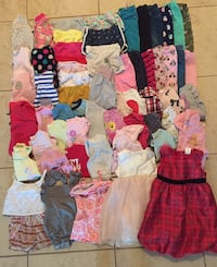 Baby girl clothes 12months up to 24months