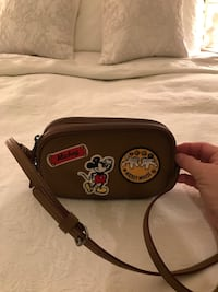 Coach Disney ask Mickey mouse cross body Fremont, 94536