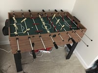 3 in 1 air hockey, pool, and foosball table Westerville, 43082