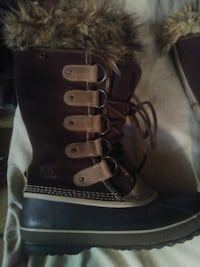 Sorel womens joan of artic boots