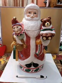 Santa cookie jar Huntington Station, 11746