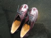 Beautiful pair of Portofino shoes size 10 or 41. New West Grey