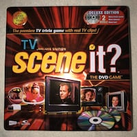 TV Scene it?  The DVD Game in a Tin box