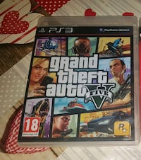 Funda Grand Theft Auto Five para Sony PS4 Badalona, 08914