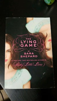 The Lying Game by Sara Shepard Edmonton, T6X 0Z4