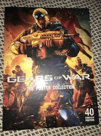 Gears Of War (40 Removable posters) Toronto, M6E 4X5