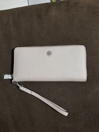 white and gray leather wristlet Phoenix, 85016