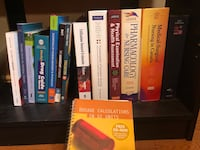 Textbooks Westmount, H3V 1E6