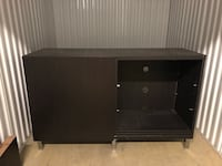 TV Stand / Entertainment Center with shelves and door Arlington, 22206