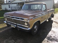 Ford - F-250 - 1973 New Castle
