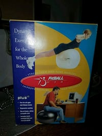 """Fitball 25"""" REDUCED $10 London, N6H 2C8"""