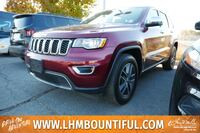 2017 Jeep Grand Cherokee Limited Bountiful