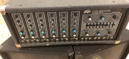 Peavey XRB600 Amplifier