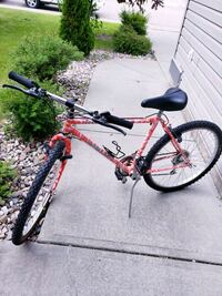 """26""""inches hybrid bike (very good condition"""