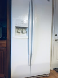 Whirlpool Gold refrigerator-24 cubic foot, counter depth Westminster, 21157