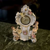 white and pink floral ceramic table decor 552 km