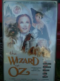 Wizard of oz poster in frame Rotterdam, 12306
