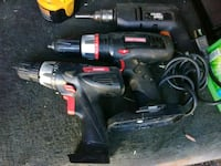 black and red cordless power drill Modesto, 95354