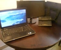 black laptop computer with black laptop computer Toronto, M8W