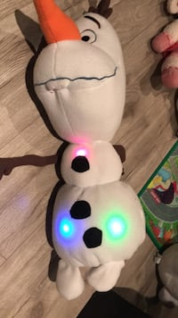 Light up Olaf