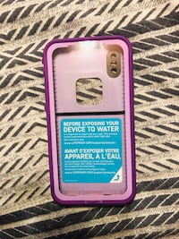 New iPhone X or XS life proof case Bradford West Gwillimbury