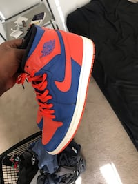 "Air Jordan 1 ""Knicks"" Centreville"