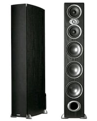 Polk Audio RTI A9 Floorstanding Speaker (Black) Barrie, L4M 2R1