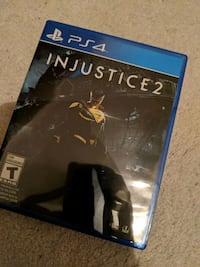 Injustice 2 and Mass Effect Andromeda PS4 game Mississauga, L5W 1T7