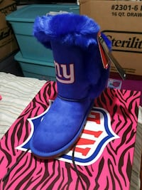 Ny giants boots Martinsburg, 25401