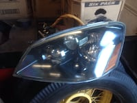 05 nissan altima left side headlight assembly Cranston
