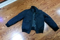 Black esprit down jacket, size medium mens Mississauga, L5B 4E8