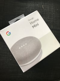 NEW UNOPENED Google Mini Home Arlington, 22203
