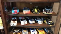 assorted car die-cast models