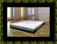 Singlesided pillowtop mattress with box spring Capitol Heights, 20743