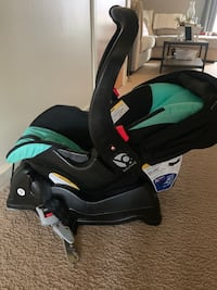 Car seat and adapter 369 mi
