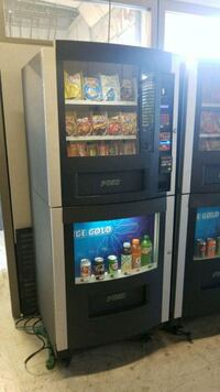 Rs800 combo vending machine fully  30 km