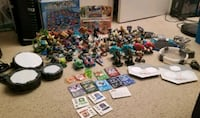Skylanders swap force disney infinit collection Alexandria, 22304