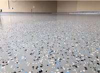 Epoxy Concrete Coating - RJ Epoxy Vaughan