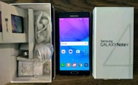 Galaxy Note 4 UNLOCKED 32GB (Like-New)  Arlington