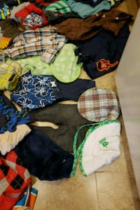 toddler's assorted clothes up to 4T San Diego, 92108