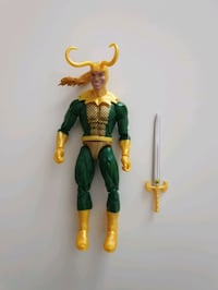 Marvel Legends Loki Action Figure