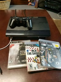 PS3 and games Hagerstown, 21740