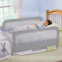 Summer Infant and Toddle Double Safety Bedrail Brampton