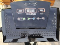 Der Triumph used - Vibration plate null
