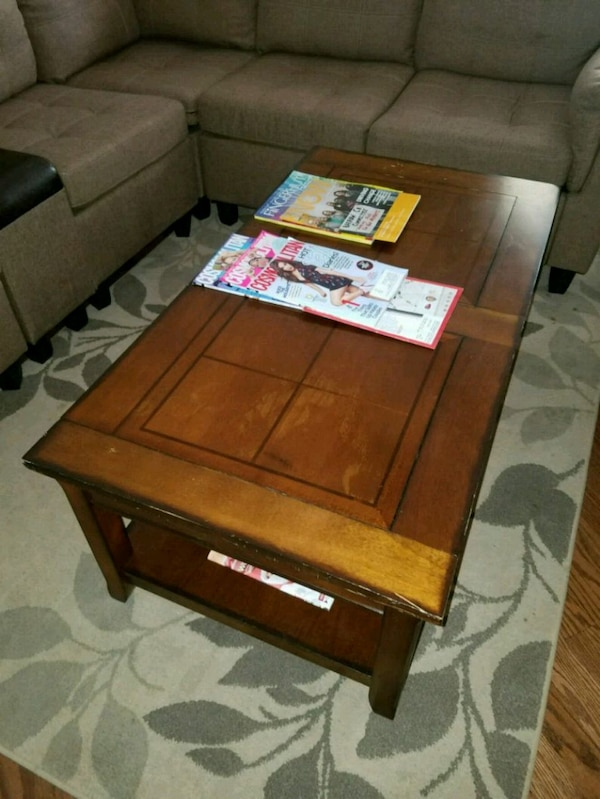 Coffee Table With Sliding Top Storage.Coffee Table Sliding Top With Storage