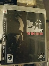 Godfather dons edition ps3 RARE Algonquin, 60102