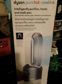 Dyson pure hot + cool link. Vancouver, V5N 3Y7