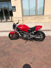 2001 Ducati Monster 750 Washington, 20005