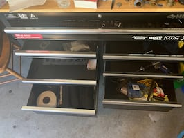 complete tool set & box