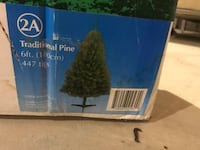 Christmas Tree - Artificial 6 Foot Holly, 48442